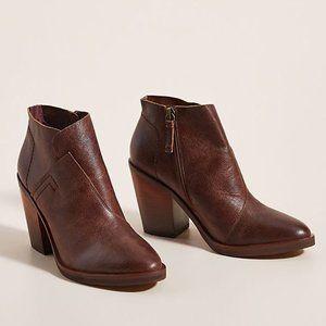 Kelsi Dagger Brooklyn Watchman Ankle Boots